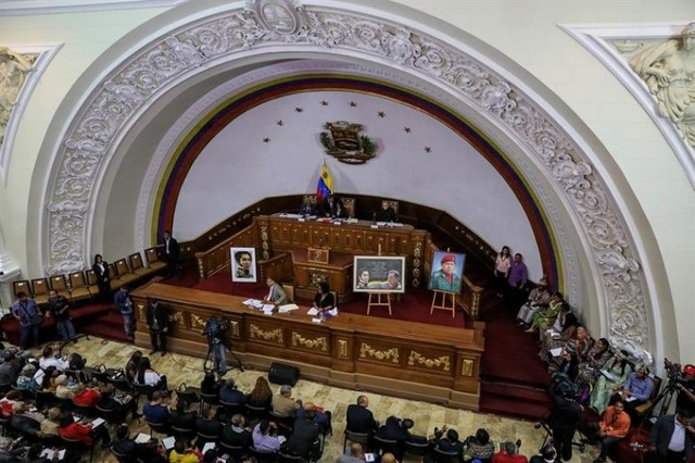 """Constituyente crea """"comisión de la verdad"""" para juzgar violencia en Venezuela"""