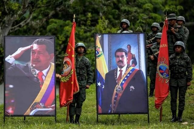 Maduro ordena ejercicios militares en Venezuela ante amenaza de Trump