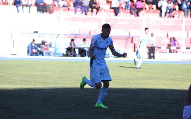 Bolívar le gana a Real Potosí con un 2-3