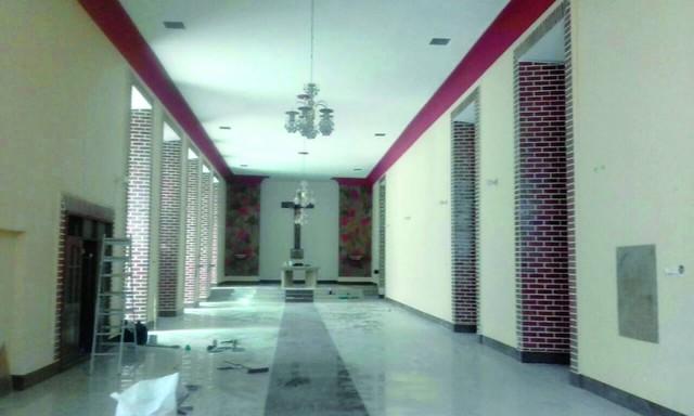 Restauran iglesia de Yotala luego de casi 40 años