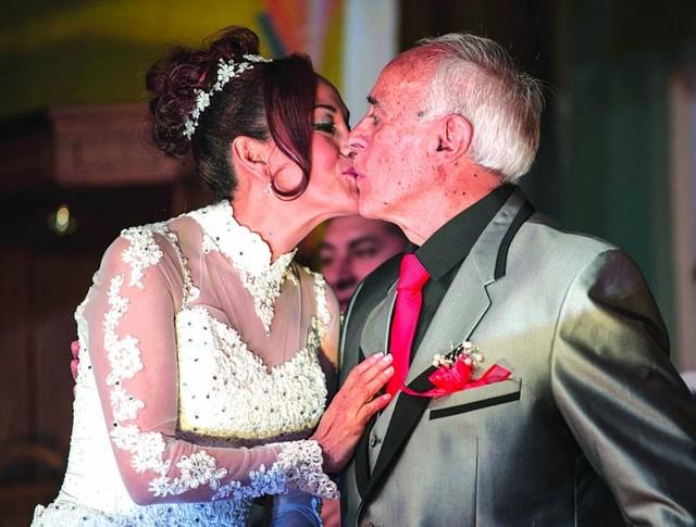 David Santalla empieza nueva vida con Sandra