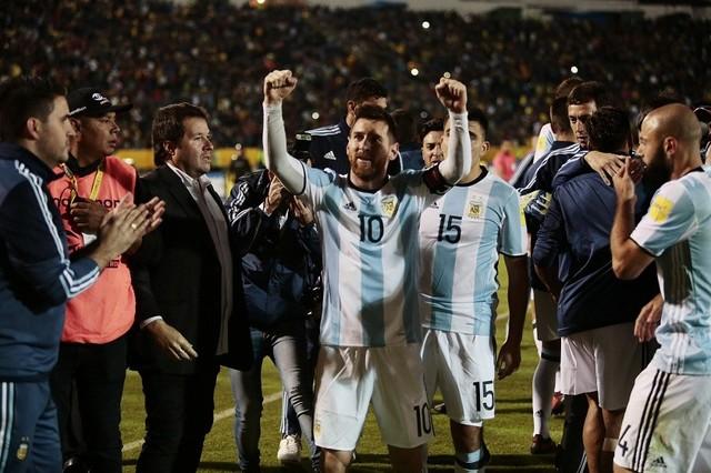 """Sampaoli: """"Argentina ganó con gran autoridad en la altura"""""""
