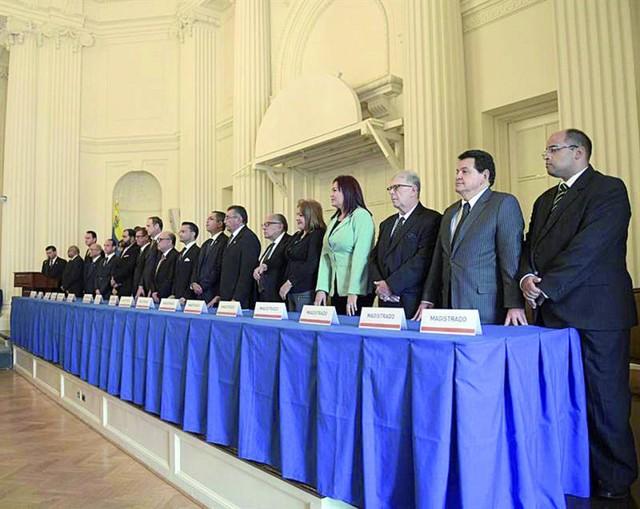 Almagro avala en la OEA instalación de Supremo venezolano