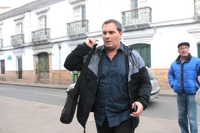 El DT argentino Edgardo Malvestitti no va más en la U de Sucre