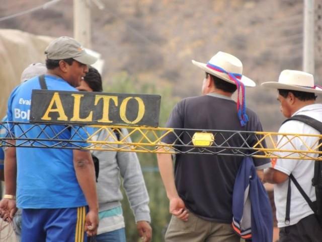 Tupiza espera conocer día y hora para reunirse con autoridades del Ministerio de Agua