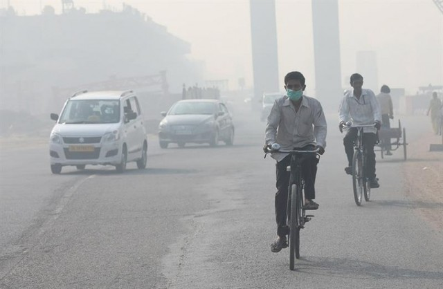 Metrópolis del mundo se unen contra la contaminación