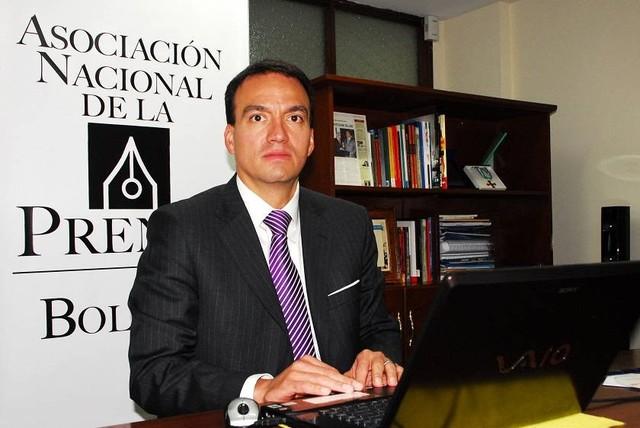 Jorge Carrasco Guzmán asume la Vicepresidencia de la SIP para Bolivia