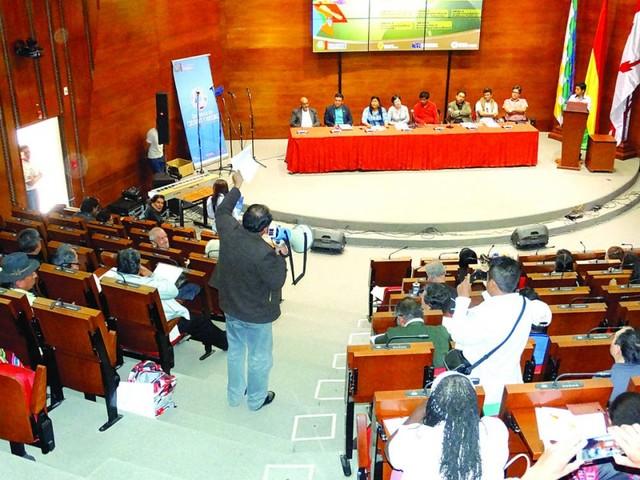Cumbre cultural se realizó con disidencias
