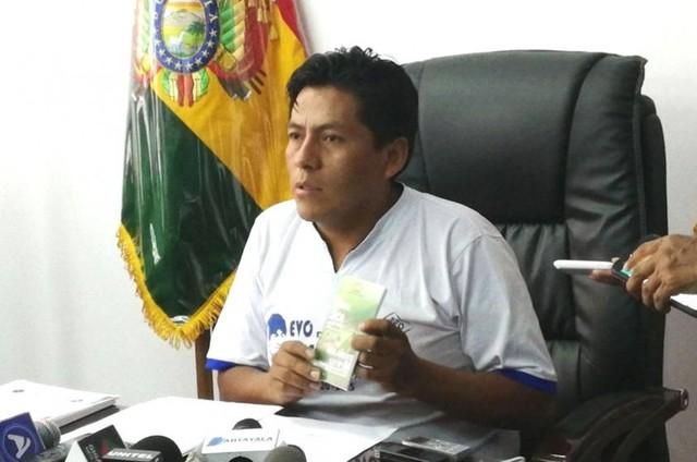 Viceministro de Coca presenta renuncia irrevocable por conflictos en La Asunta