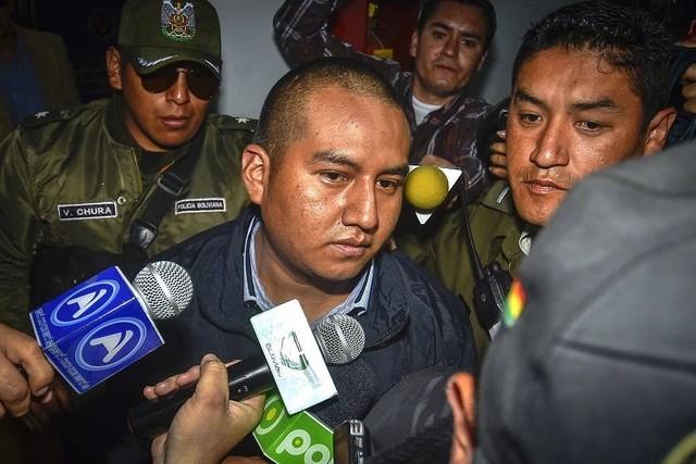 Suspenden declaración ampliatoria de Pari por problemas de salud
