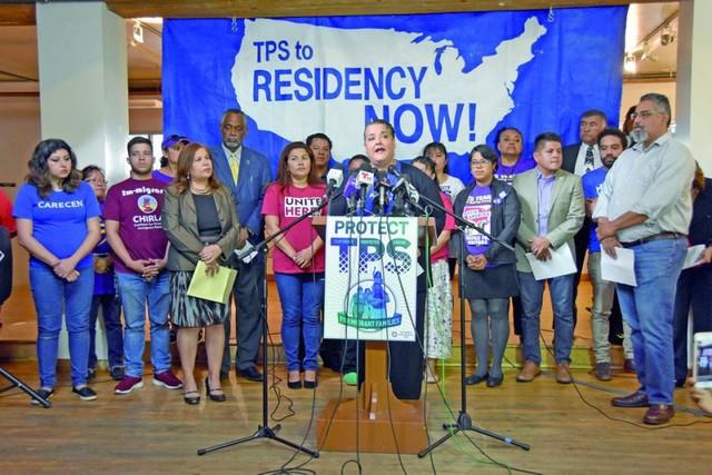 Nicaragüenses en EEUU quedan en la incertidumbre