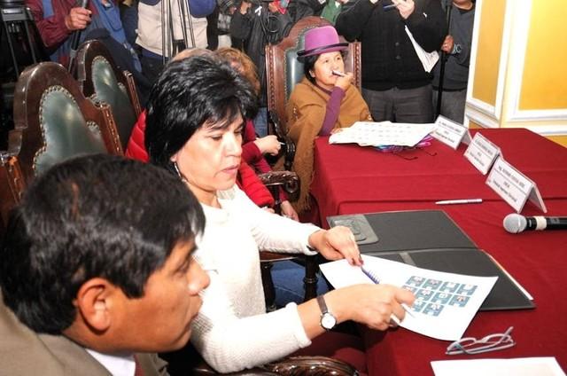 Tribunal Supremo Electoral analizará en sala plena campaña por el voto nulo