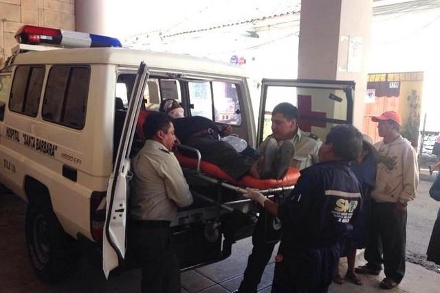 Accidente de bus entre Sucre y Punilla deja una fallecida y 13 personas heridas