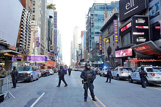 Frustrado ataque en estación de autobuses inquieta a Nueva York