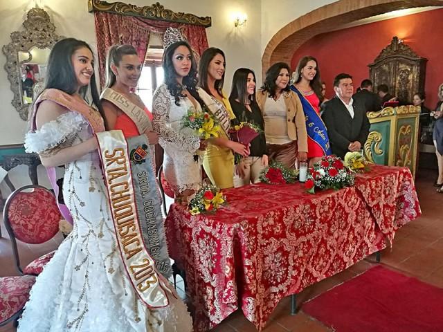 Convocan al Miss y Señorita Chuquisaca 2018