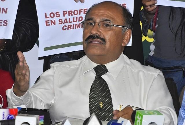 Médicos ratifican que no levantarán el paro y piden diálogo sin condiciones