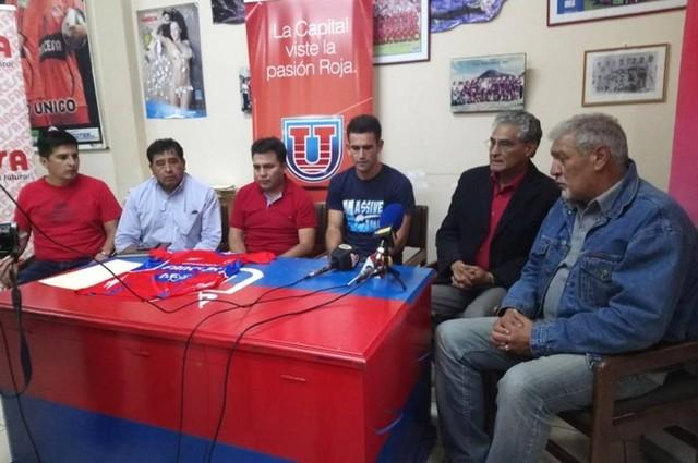 Paraguayo José Baez es la primera incorporación extranjera en Universitario