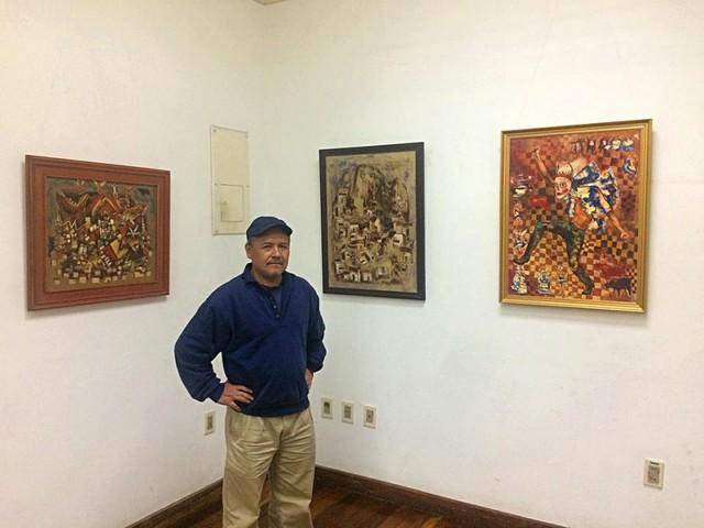 """Cercos contemporáneos de Katari"" en exposición"