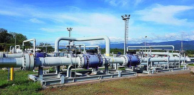 Brasil demanda menos gas e incumple contrato