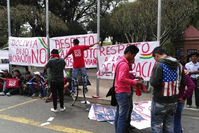 La Cainco Chuquisaca decide apoyar el paro cívico este 21 de febrero