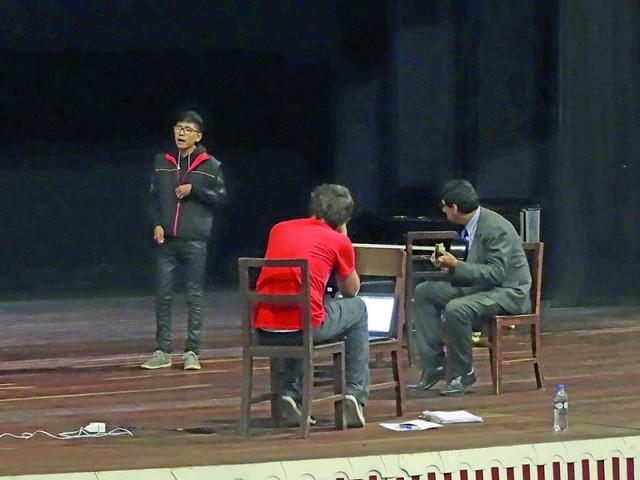 Conservatorio de  Música analiza segunda prueba