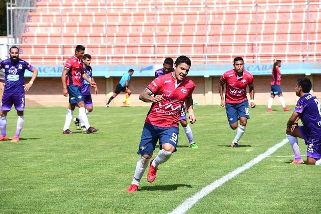 Wilstermann golea a Real Potosí y se instala en lo más alto del grupo A