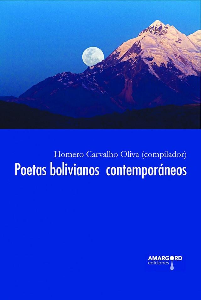 Antología de poesía boliviana en España