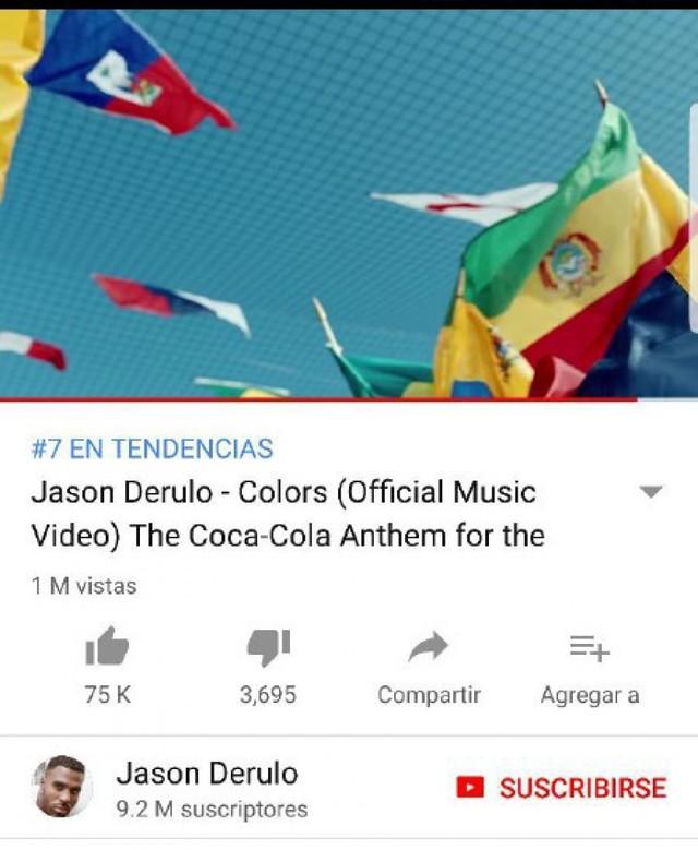 Video oficial de Coca Cola para el Mundial muestra la bandera de Bolivia al revés