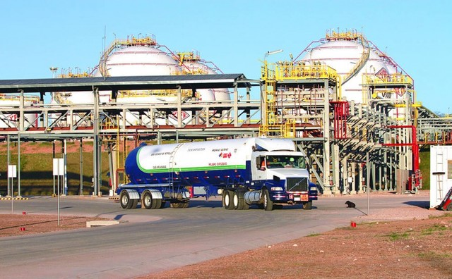 El país enviará a Argentina 3.000 TMM de gas licuado