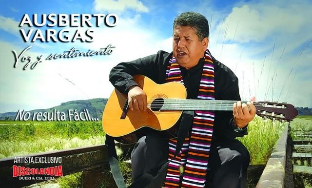 Ausberto Vargas presenta nuevo videoclip