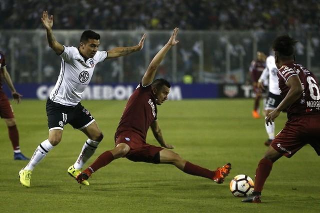Bolívar cae frente a Colo Colo, pero aún hay esperanzas