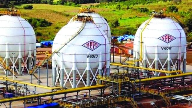 Argentina quiere  cancelar más por el gas boliviano