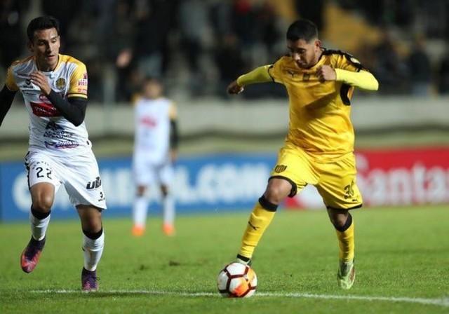 The Strongest le dice adiós a la Libertadores