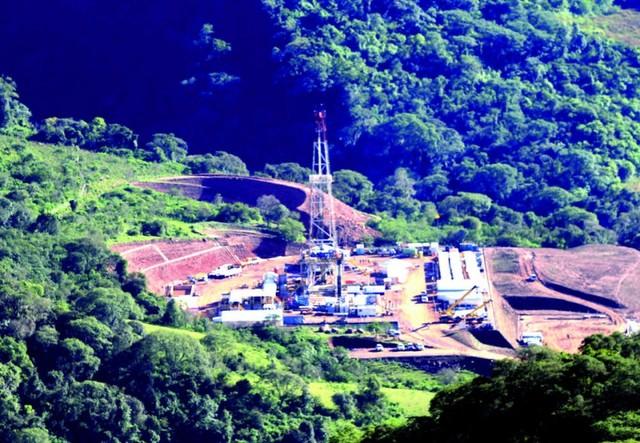 Perforan un nuevo pozo en el Huacareta de Tarija