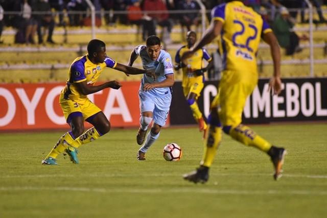 Bolívar vence a Delfín pero deja la Libertadores