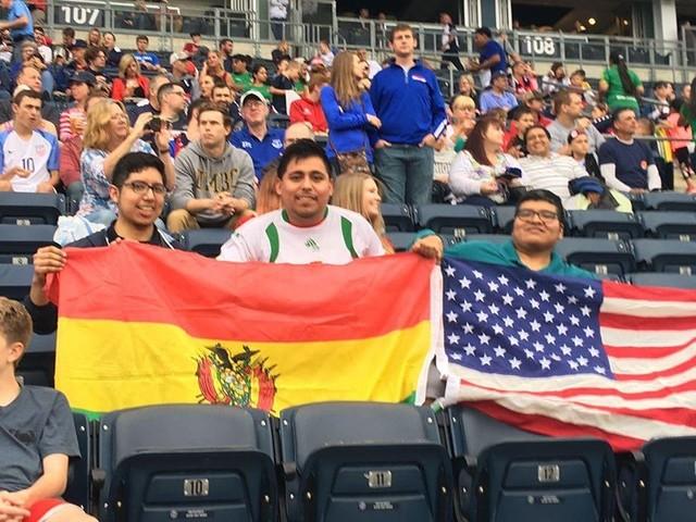 Bolivia pierde en amistoso con EEUU