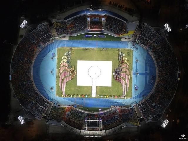 Bolivia despide los XI Juegos Sudamericanos