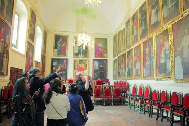 Buscan ampliar las salas del Museo de la Catedral