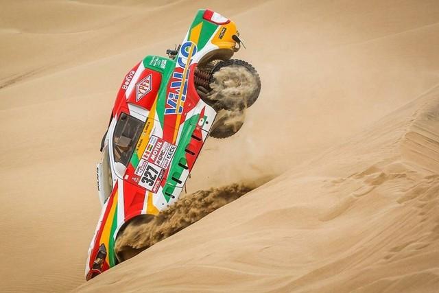 Pilotos peruanos temen que su gobierno cancele el rally Dakar 2019