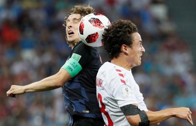 Croacia pasa a cuartos de final tras penales de infarto