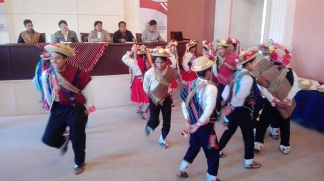 Comités de Salvaguardia se reúnen y destacan danzas declaradas patrimonio