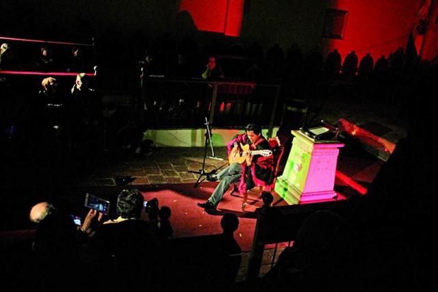 Guitarristas de varios países se reunirán en Sucre