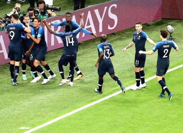Francia se instala en la gran final tras vencer 1-0 a Bélgica