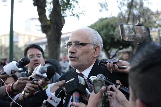 Mesa cuestiona a fiscal Guerrero por tergiversar a ex presidente Rodríguez