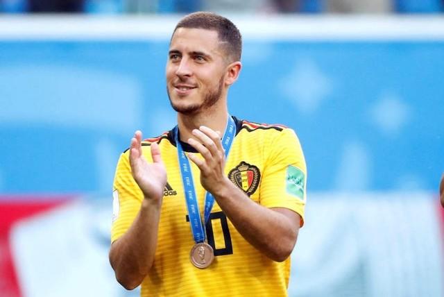 """Hazard: """"Si soy elegido el mejor jugador estaré feliz, y si no también"""""""