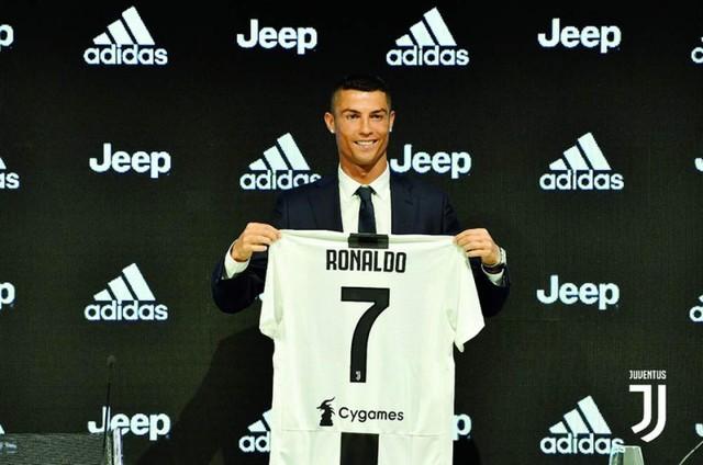 Cristiano Ronaldo cumple el sueño de Juventus
