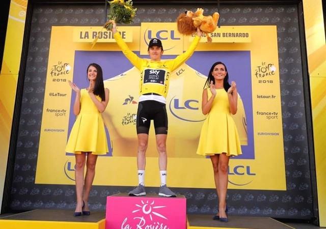 Las seis claves del asalto del Sky al liderato del Tour de Francia