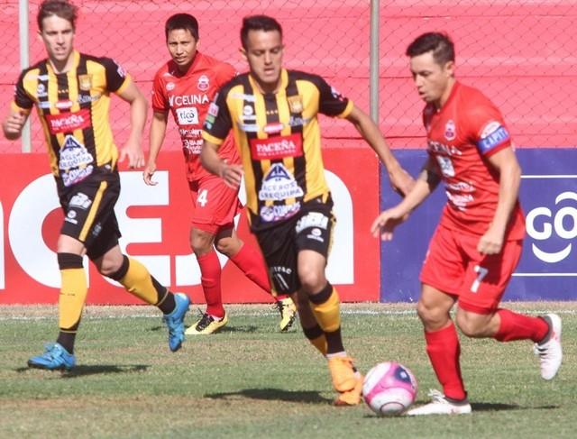 El Tigre derrotó a Guabirá y se mantiene en la punta del torneo