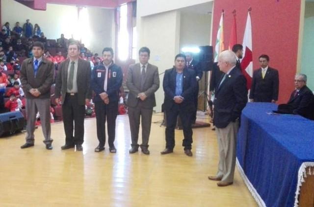 La Odebo posesiona al Comité Organizador de los Bolivarianos de la Juventud de 2020