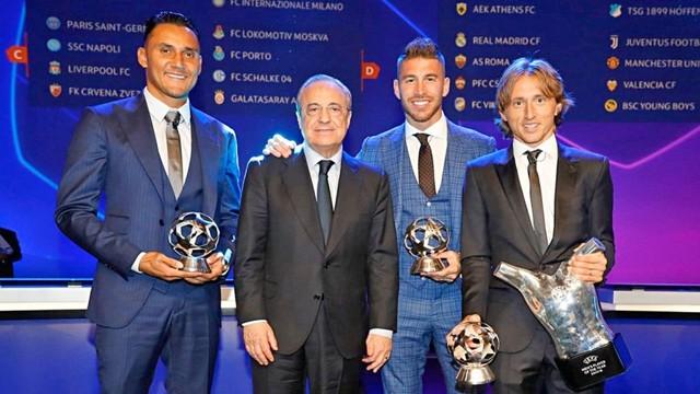 Champions de los reencuentros